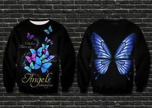 3D printed Butterflies Tops