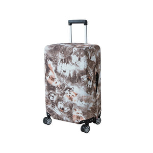 Art Print Travel Luggage Cover (Colors A to I!)