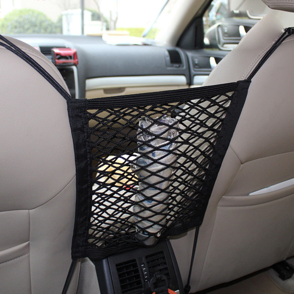 Rear Car Seat Organizer Net