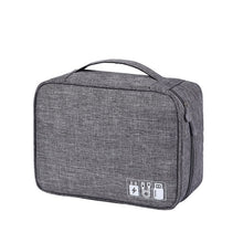Load image into Gallery viewer, Portable Travel Bag Accessory Organizer