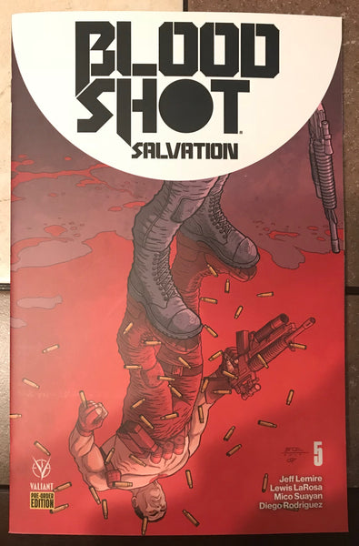 BLOODSHOT SALVATION #03 PRE-ORDER VARIANT