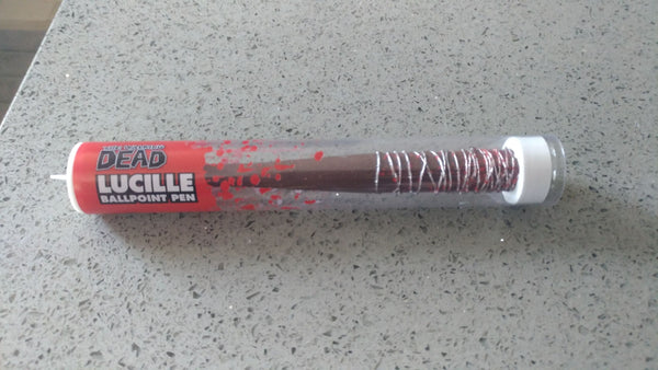 WALKING DEAD LUCILLE BALLPOINT PEN