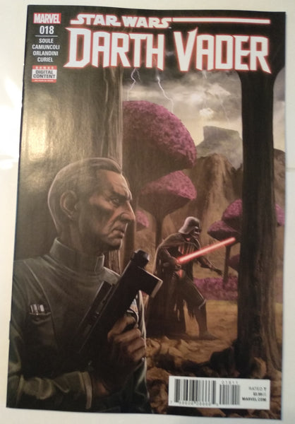 STAR WARS DARTH VADER #18