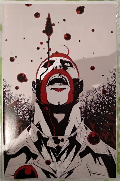 WALKING DEAD #98 15TH ANNV BLIND BAG CRAIG VIRGIN VARIANT