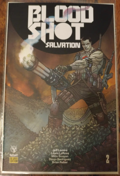 BLOODSHOT SALVATION #10 (NEW ARC) PRE-ORDER VARIANT