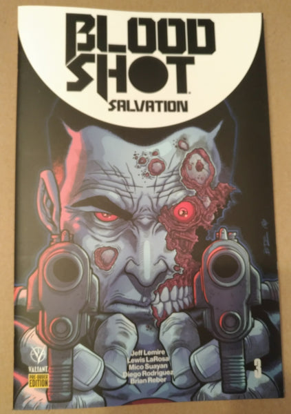 BLOODSHOT SALVATION #11 PRE-ORDER VARIANT