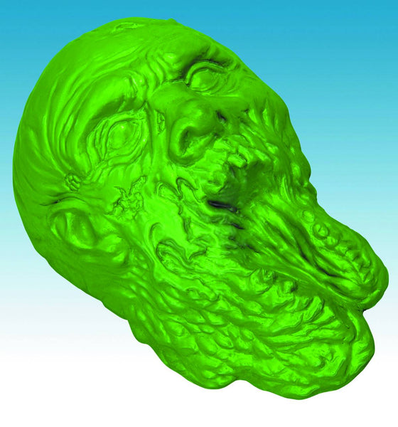 WALKING DEAD ZOMBIE GELATIN MOLD (C: 1-1-3)