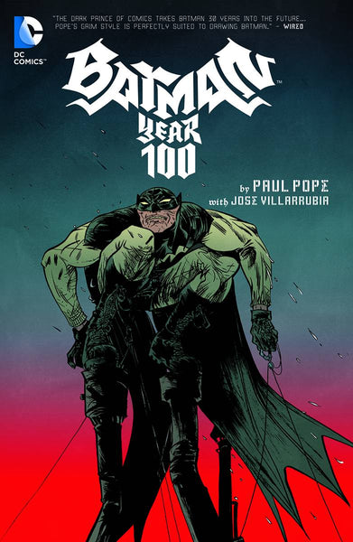 BATMAN YEAR 100 DELUXE EDITION HC
