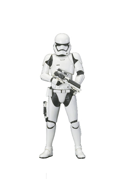 STAR WARS EPISODE VII FIRST ORDER STORMTROOPER ARTFX STATUE