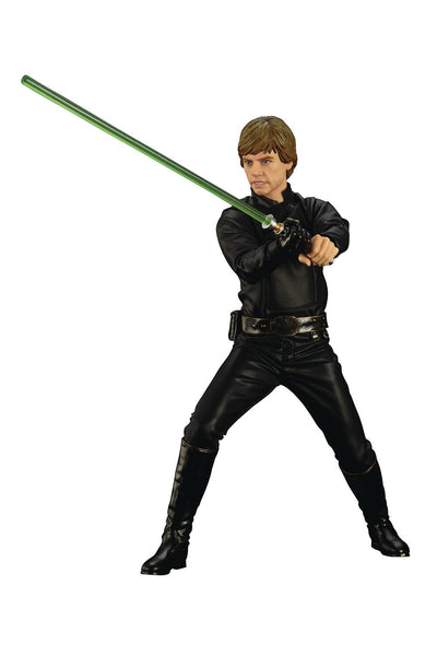 STAR WARS EPISODE VI LUKE SKYWALKER ARTFX STATUE