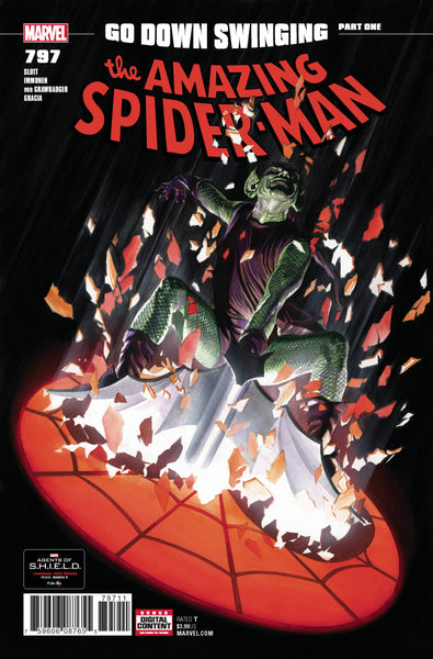 AMAZING SPIDER-MAN (2017) #797
