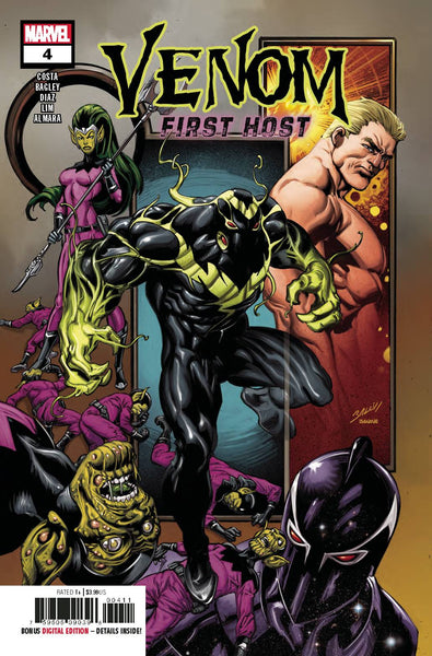 VENOM FIRST HOST #4 (OF 5)