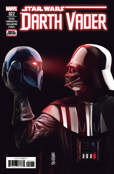 STAR WARS DARTH VADER #22