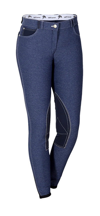 Sarm Hippique Marta Denim Breech