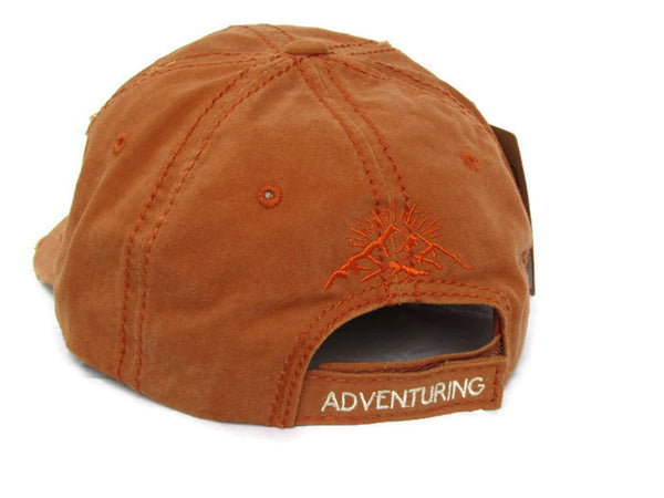 Out Adventuring Baseball Cap