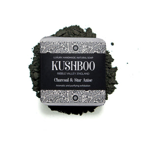 Charcoal & Star Anise Soap