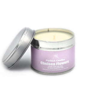 Chelsea Flowers Mini Soy Wax Candle