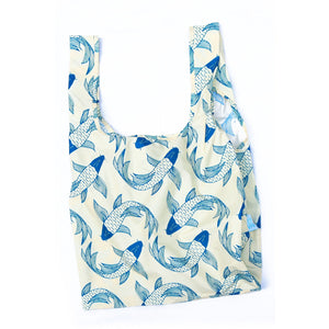 'Koi Fish' Reusable Bag -100% Recycled from Plastic Bottles