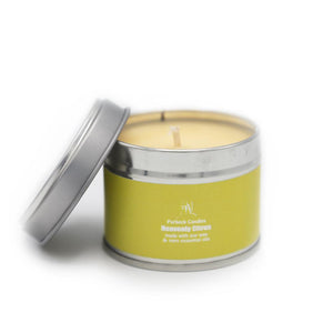 Heavenly Citrus Mini Soy Wax Candle
