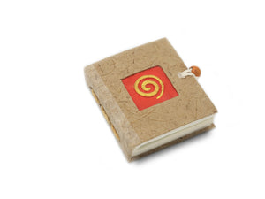 Spiral Saa Paper Notebook - The Ethical Gift Box