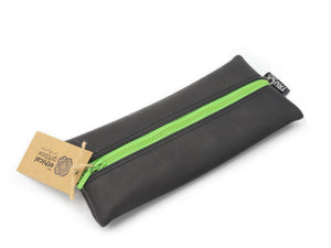 Inner Tube Pencil Case - Lime