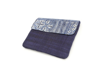 Indigo Dye iPad Cover - The Ethical Gift Box