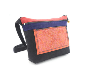 Ladies Hmong Motif Bag - The Ethical Gift Box