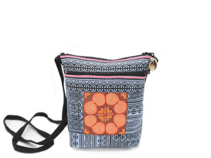 Ladies Hmong Motif Batik Bag - The Ethical Gift Box