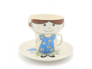 Kids 3pc Girl Breakfast Set - The Ethical Gift Box