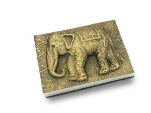 Elephant Saa Paper Travel Diary - The Ethical Gift Box