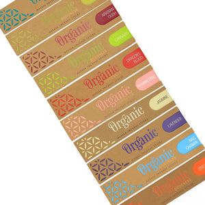 Organic Goodness Masala Incense Sticks - The Ethical Gift Box