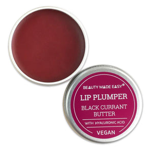 Blackcurrant Butter Vegan Lip Plumper (10 gr)