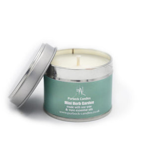Herb Garden Mini Soy Wax Candle