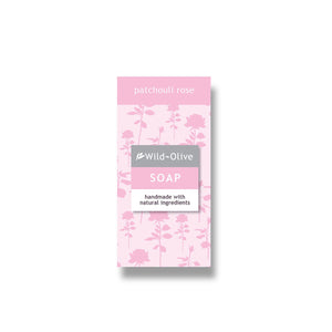 Patchouli Rose Soap - 50g