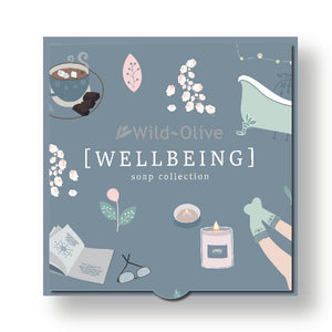Well Being Soap Collection
