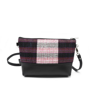Lamai Inner Tube & Fabric Cross Body Bag - The Ethical Gift Box