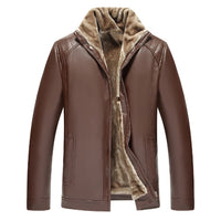 Classic Mens Leather Jackets - Free Shipping