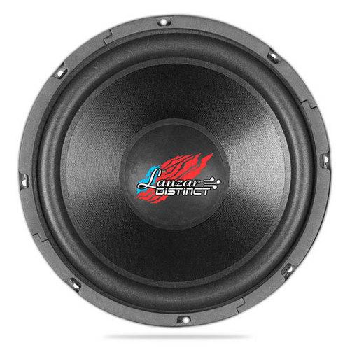 Open Air DVC Distinct Series 10-Inch High Power IB Open Free-Air 4 Ohm Subwoofer DVC, (1 Unit)
