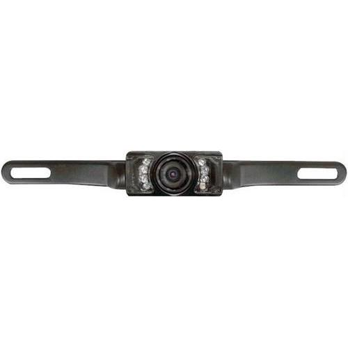 Pyle(R) PLCM10 License Plate-Mounted Backup Camera