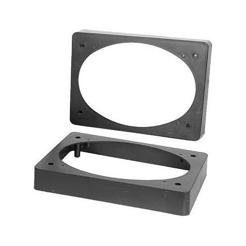 "1-1/2"" DEPTH SPEAKER EXTENSION FOR 6X9"" SPEAKERS AMERICAN INTERNATION."