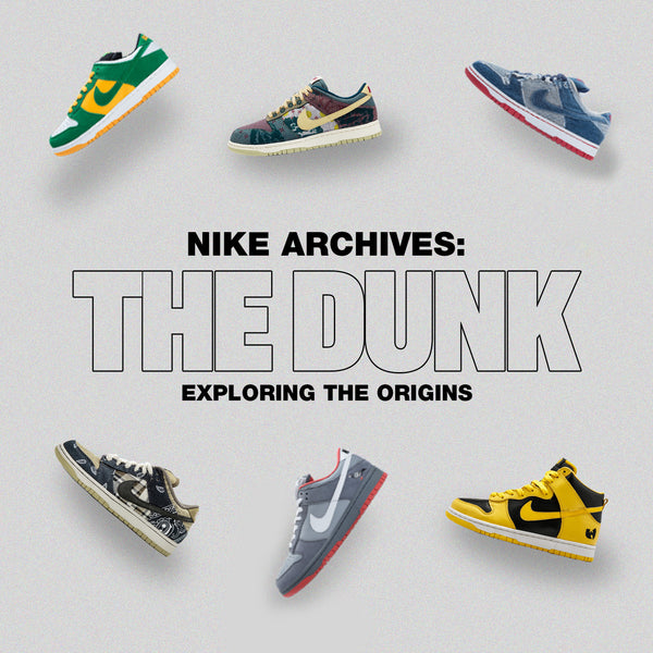 Nike Archives: The Dunk