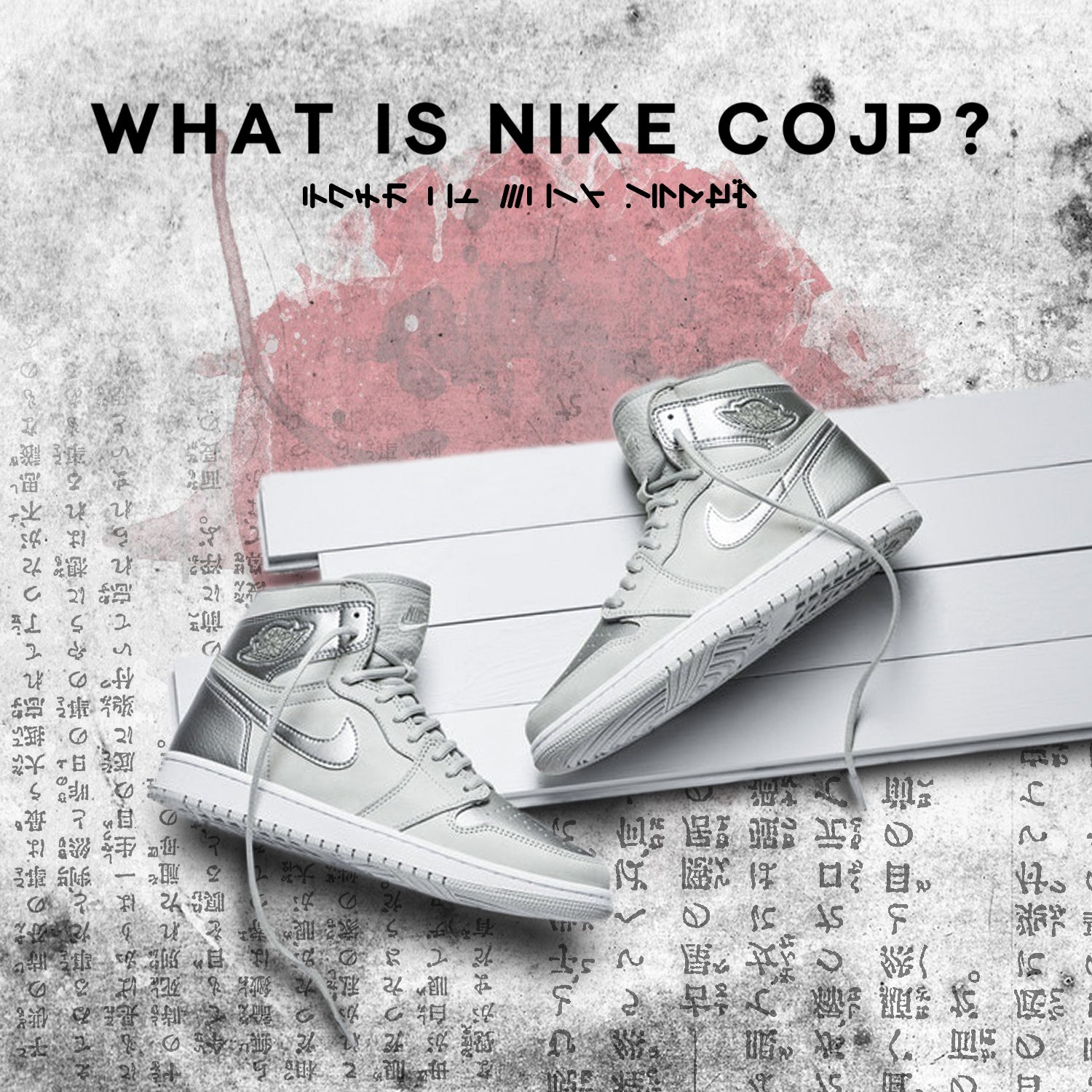 Nike Archives: The CO.JP Project.