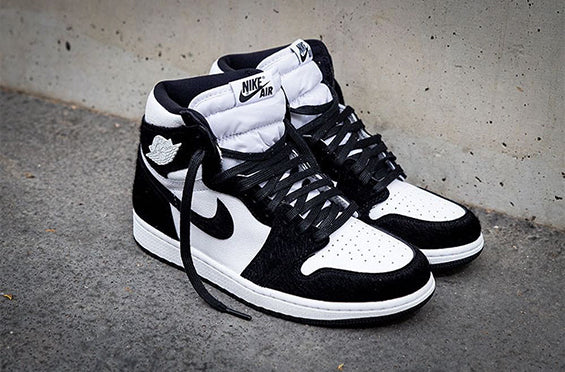"The Air Jordan 1 ""Panda"" Dropped Today"