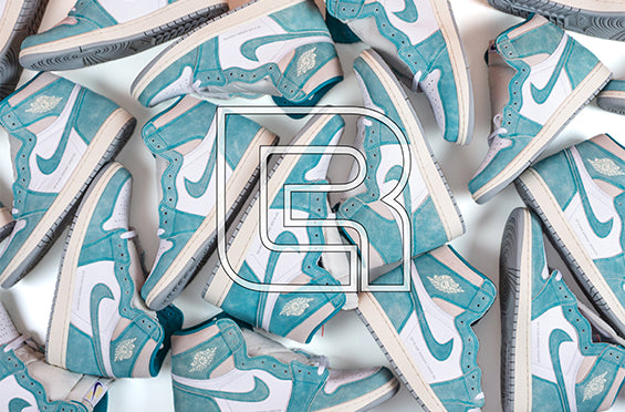 "Launch Giveaway - Air Jordan 1 ""Turbo Green"""