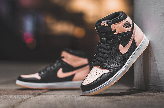 "Air Jordan 1 Retro OG ""Crimson Tint"" Drops In May"