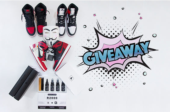 GIVEAWAY: SNEAKER LAB DELUXE CLEANING KITS PLUS A R2000 STORE VOUCHER