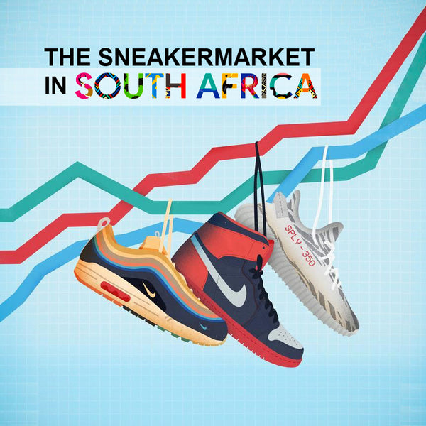 The Sneaker Market in South Africa