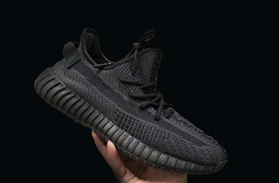 Who is Hyped for the Upcoming Yeezy Boost 350 V2 Black Dropping in June?
