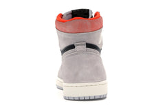 "Jordan 1 Retro ""Neutral Grey Hyper Crimson"""