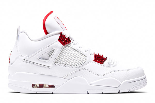 "Jordan 4 Retro ""Metallic Red"""